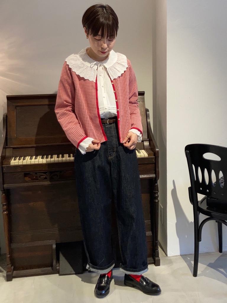 Dot and Stripes CHILD WOMAN 名古屋栄路面 身長:160cm 2020.10.05