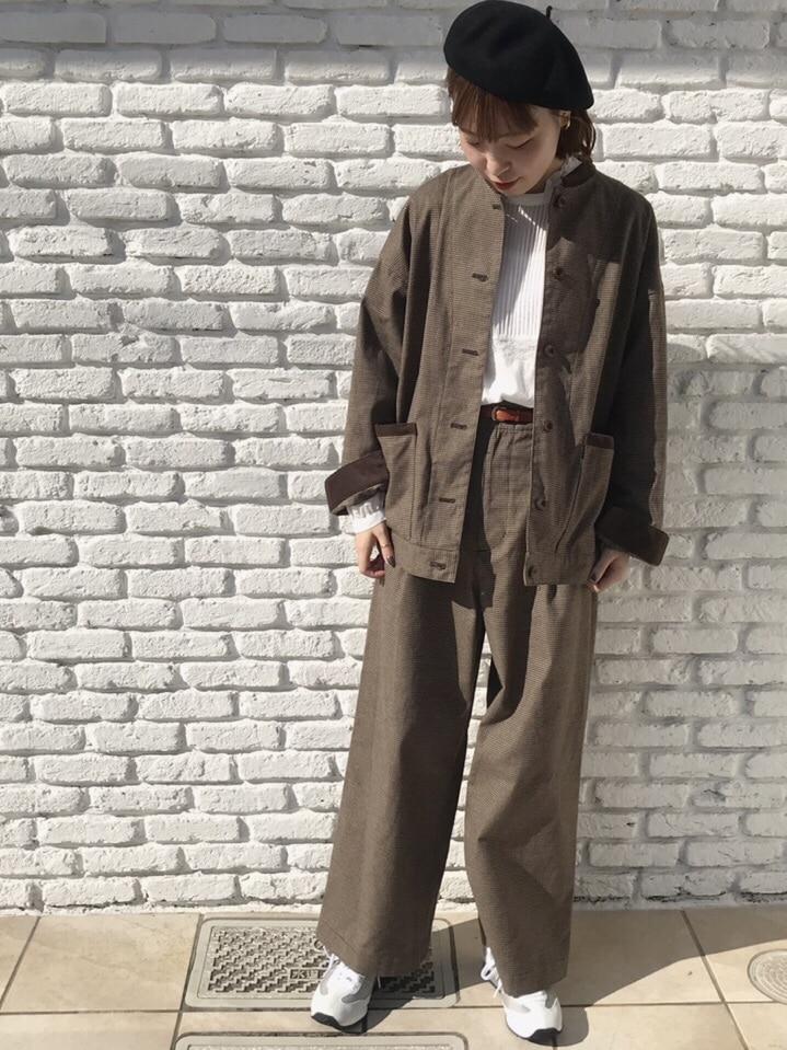Dot and Stripes CHILD WOMAN 名古屋栄路面 身長:160cm 2019.09.10