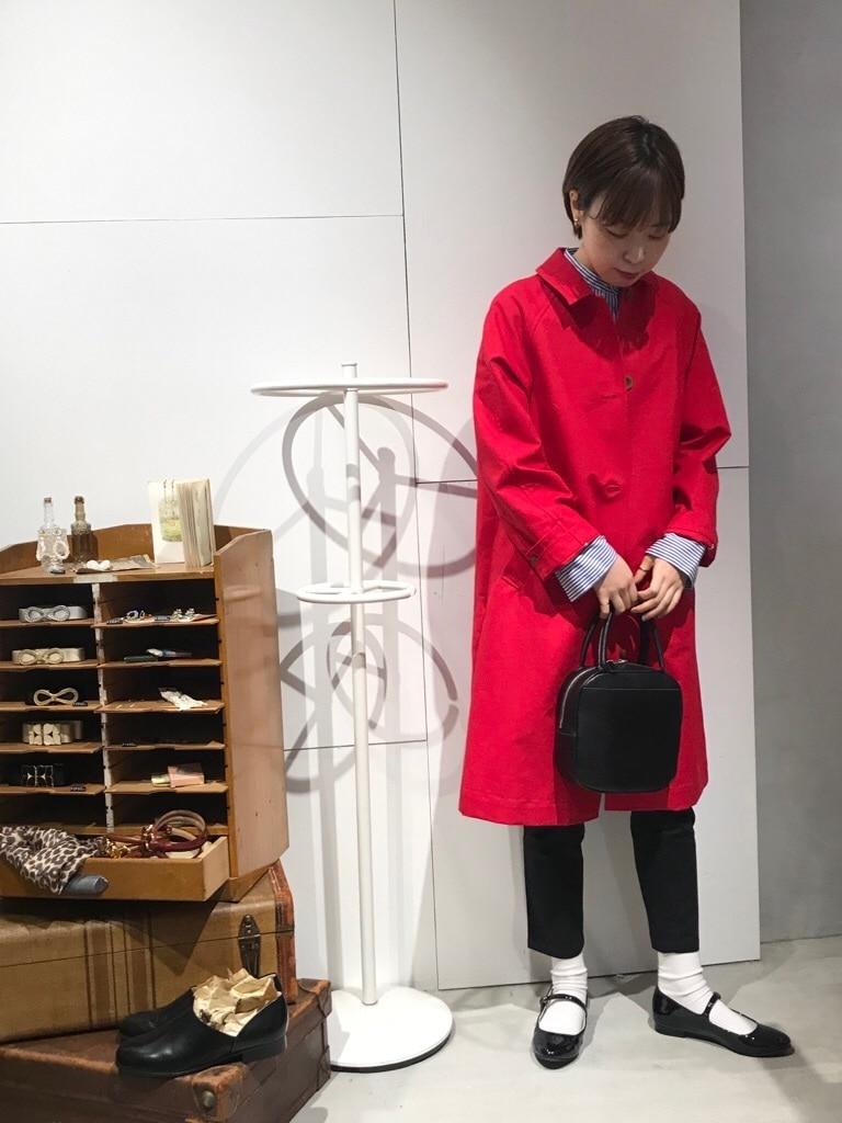 Dot and Stripes CHILD WOMAN 名古屋栄路面 身長:160cm 2020.02.13