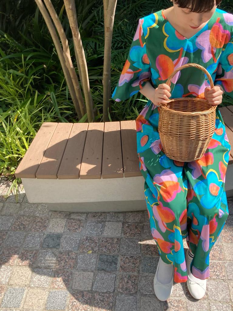 Dot and Stripes CHILD WOMAN 名古屋栄路面 身長:161cm 2021.06.14