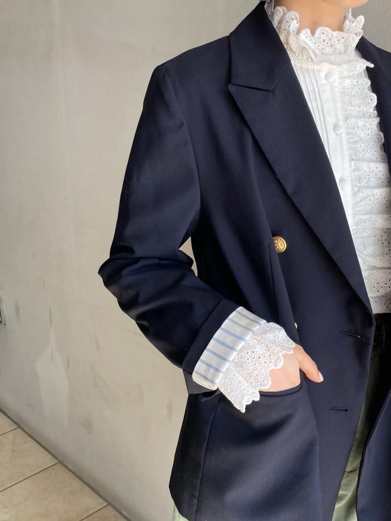 Dot and Stripes CHILD WOMAN 名古屋栄路面 身長:160cm 2021.01.07