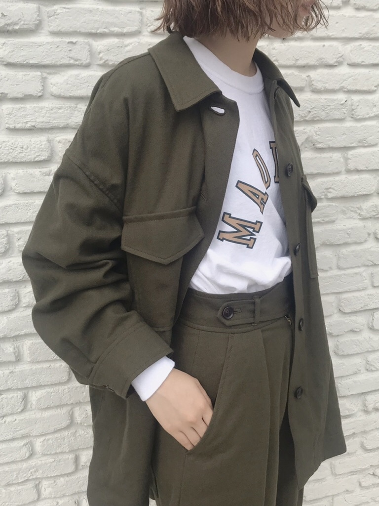 Dot and Stripes CHILD WOMAN 名古屋栄路面 身長:160cm 2019.10.09