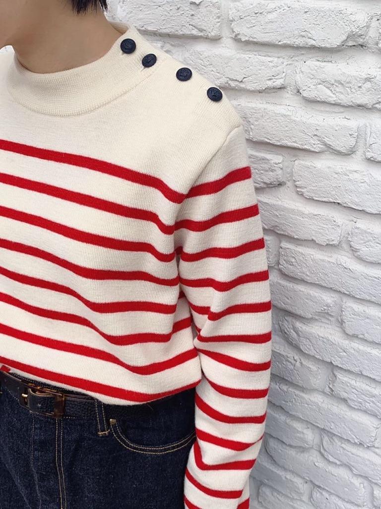 Dot and Stripes CHILD WOMAN 名古屋栄路面 身長:160cm 2020.11.25