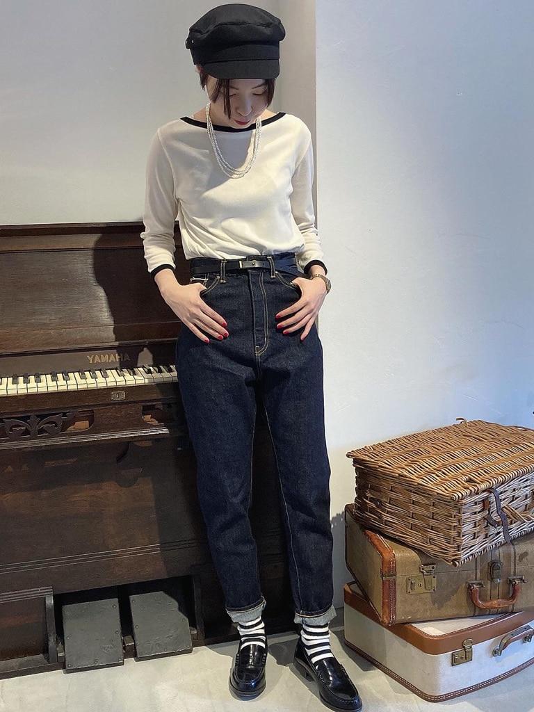 Dot and Stripes CHILD WOMAN 名古屋栄路面 身長:160cm 2020.08.25