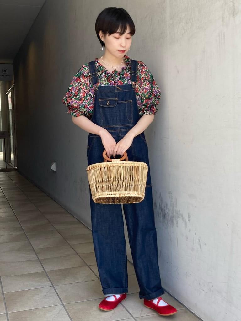 Dot and Stripes CHILD WOMAN 名古屋栄路面 身長:161cm 2021.06.23