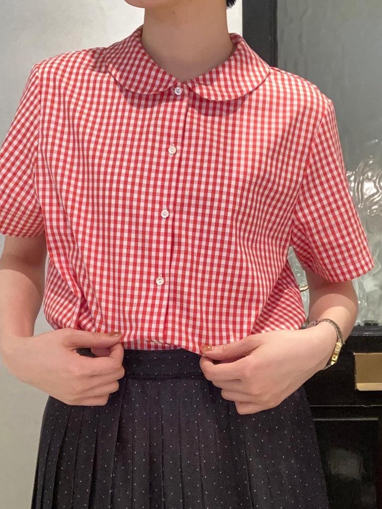 Dot and Stripes CHILD WOMAN 名古屋栄路面 身長:160cm 2021.04.16