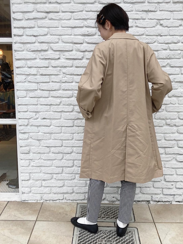 Dot and Stripes CHILD WOMAN 名古屋栄路面 身長:160cm 2020.09.16