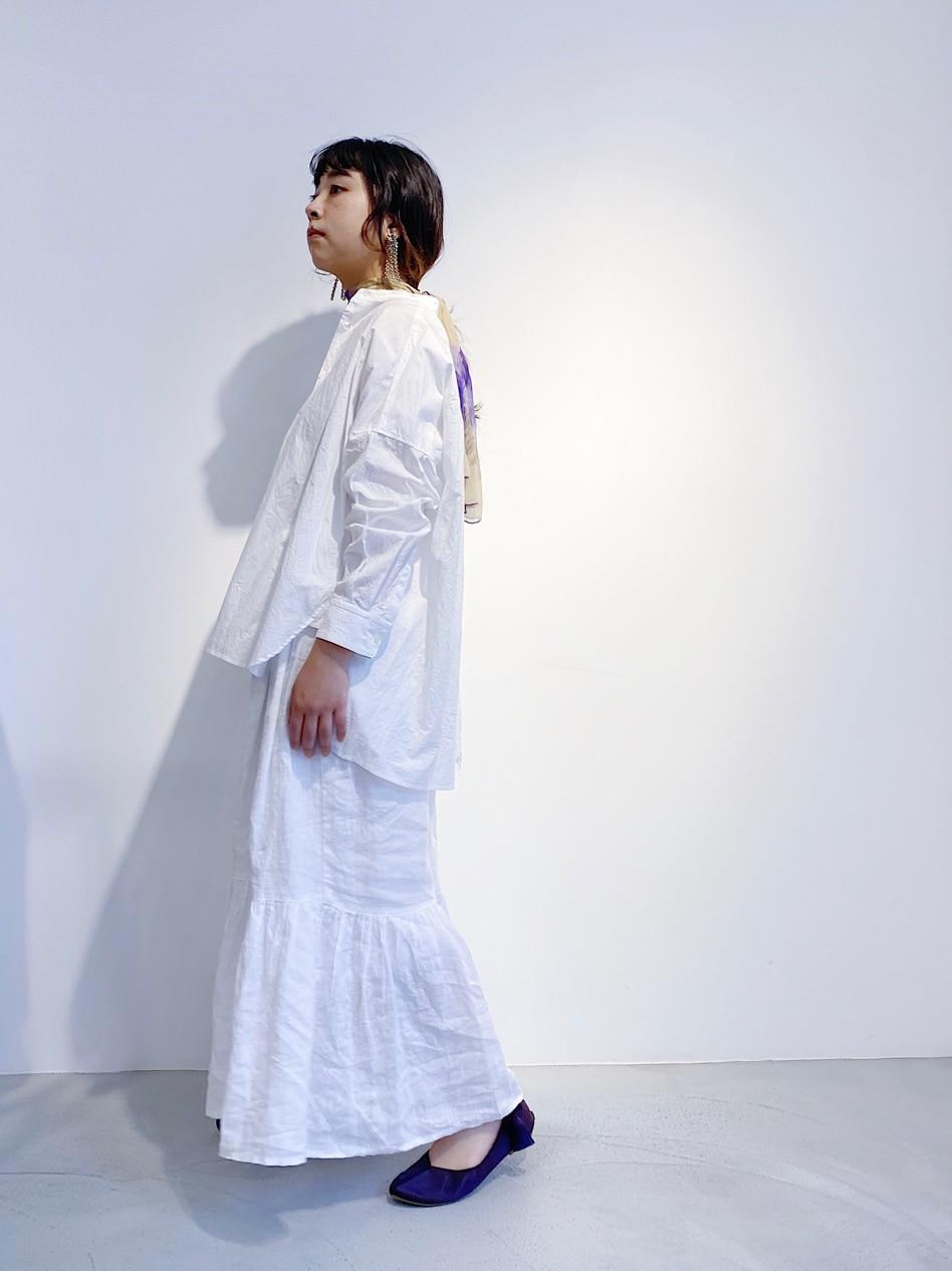 - l'atelier du savon FLAT AMB 天神イムズ 身長:160cm 2020.09.01