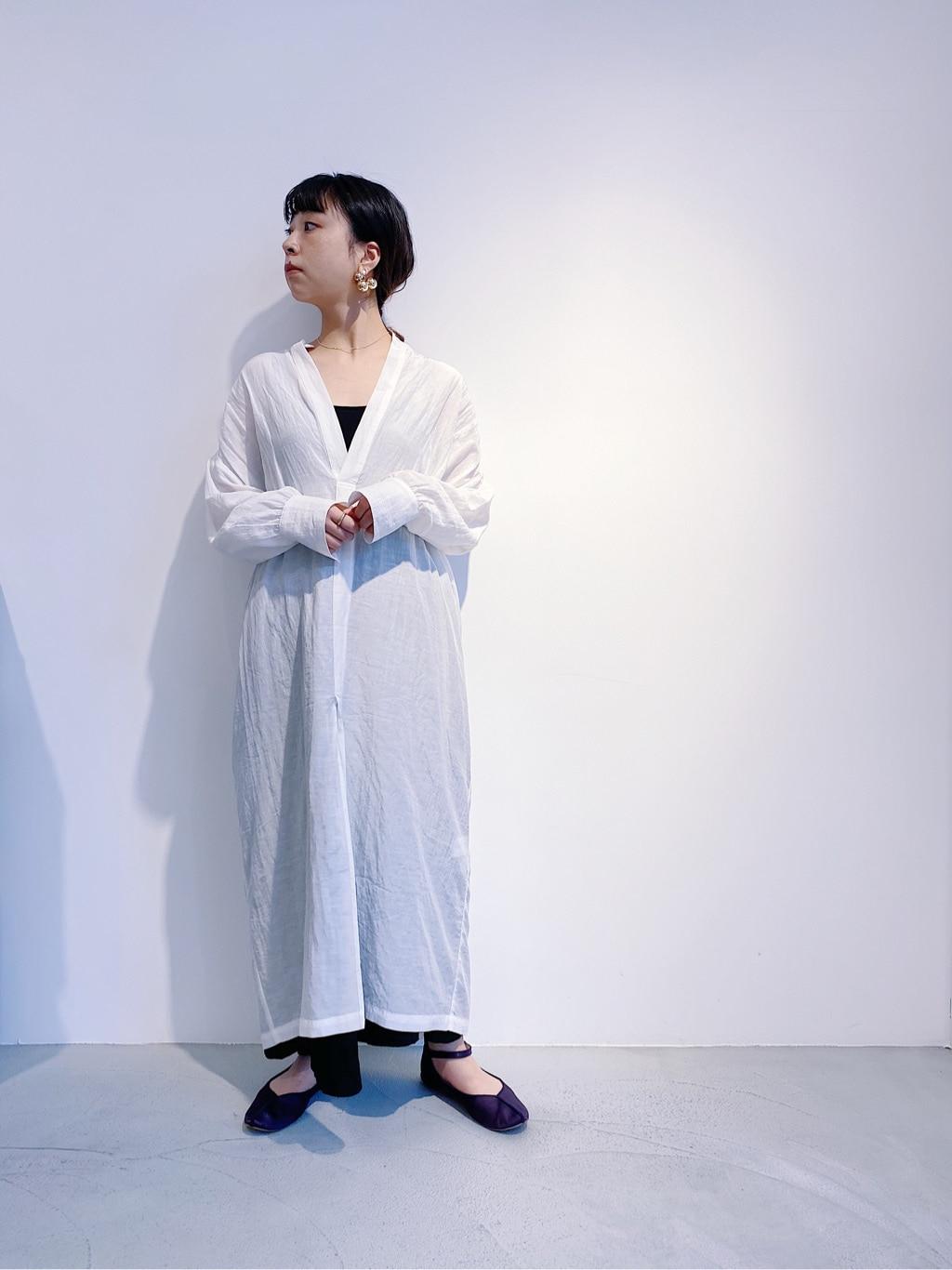 - l'atelier du savon FLAT AMB 天神イムズ 身長:160cm 2020.08.26