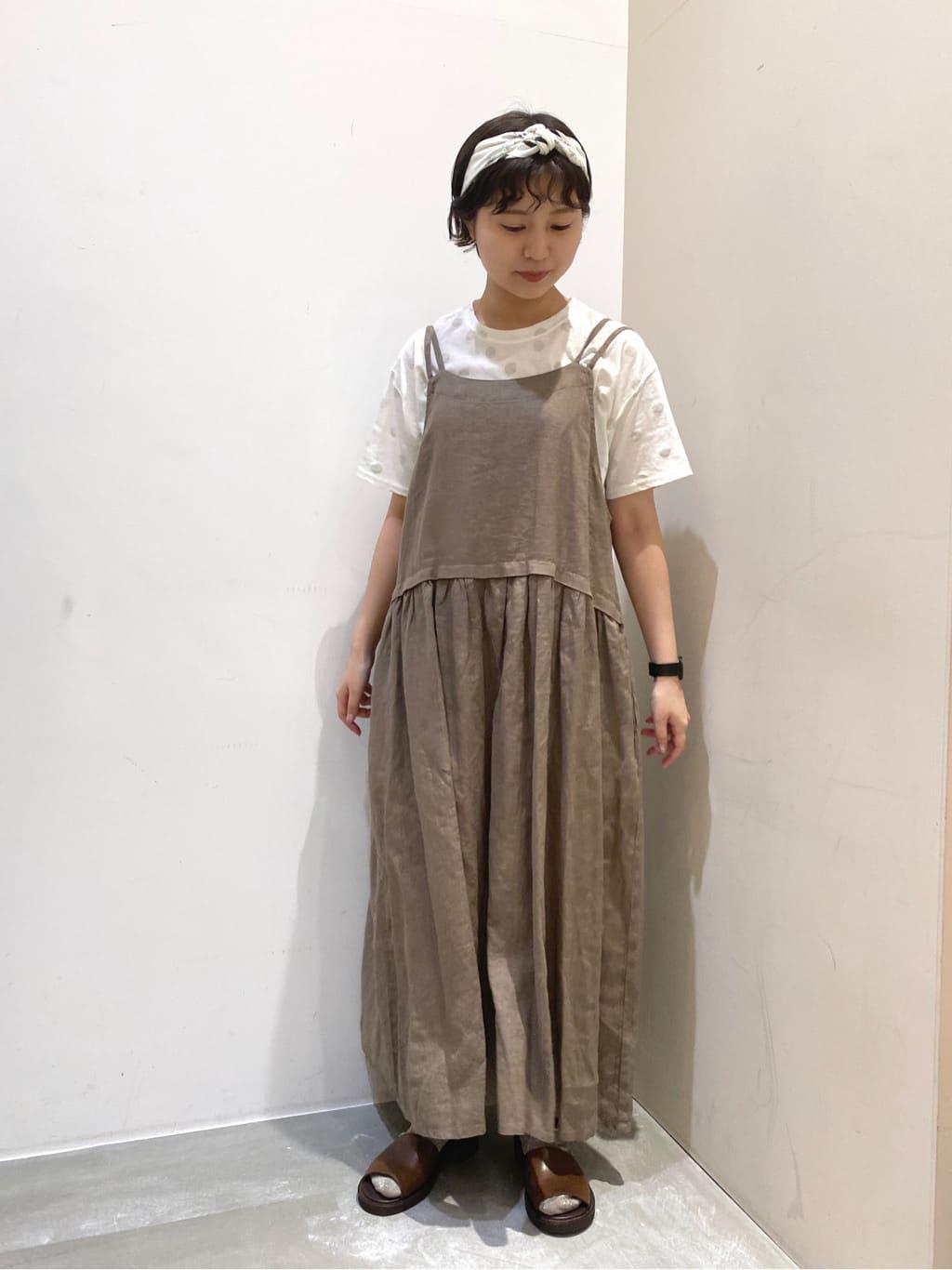 bulle de savon 阪急西宮ガーデンズ 身長:149cm 2021.08.13