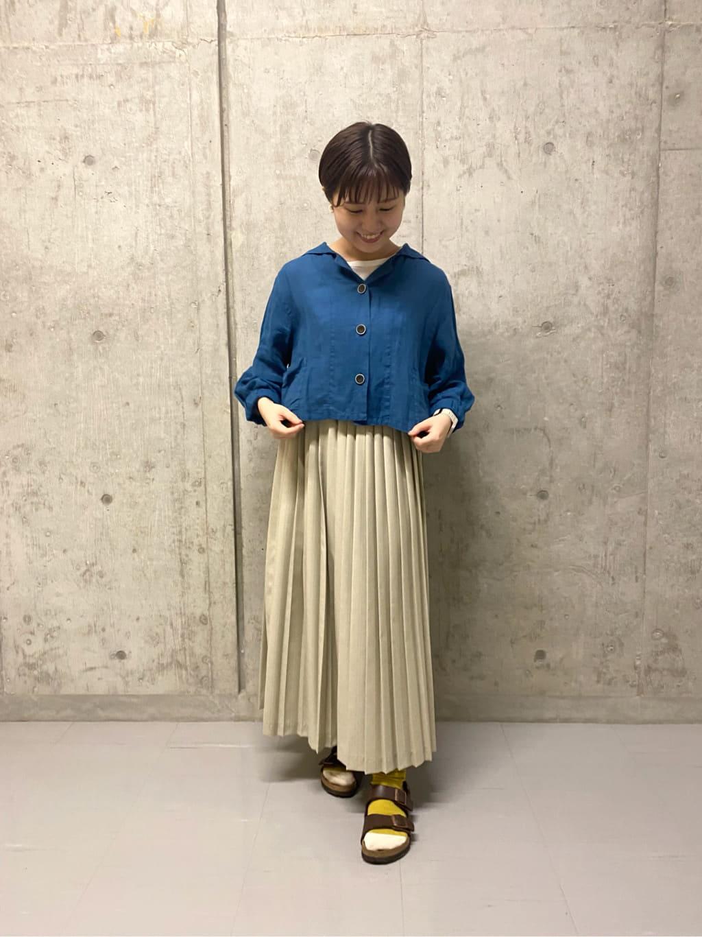 bulle de savon 阪急西宮ガーデンズ 身長:149cm 2021.07.14