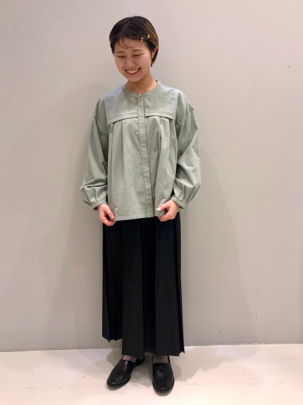 bulle de savon なんばシティ 身長:149cm 2020.11.14
