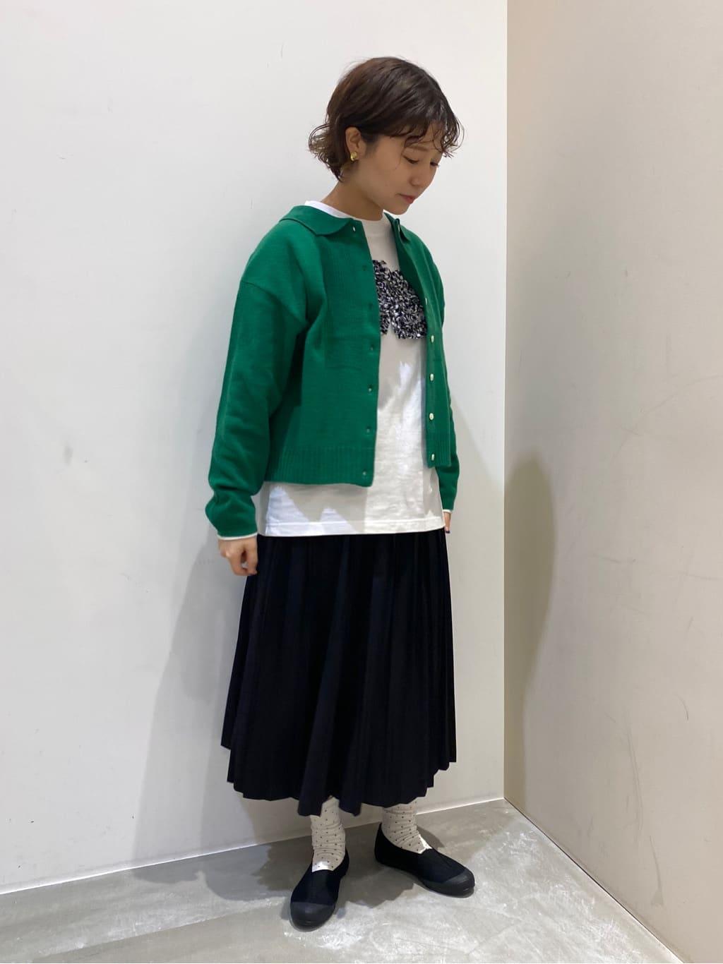 bulle de savon 阪急西宮ガーデンズ 身長:149cm 2021.09.10