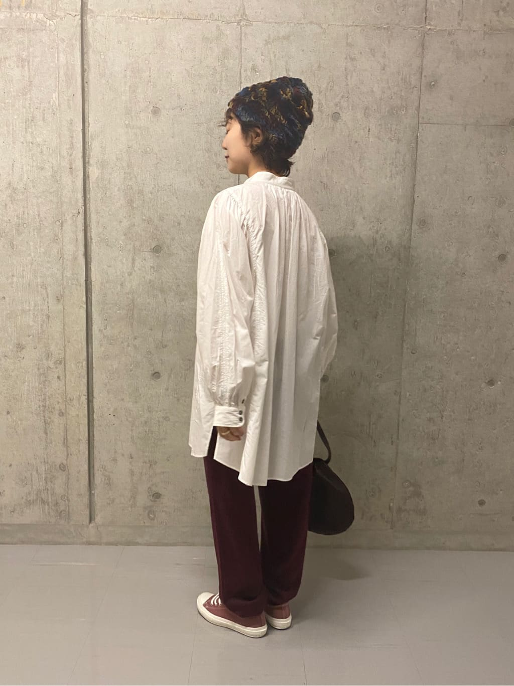 bulle de savon 阪急西宮ガーデンズ 身長:149cm 2021.09.03