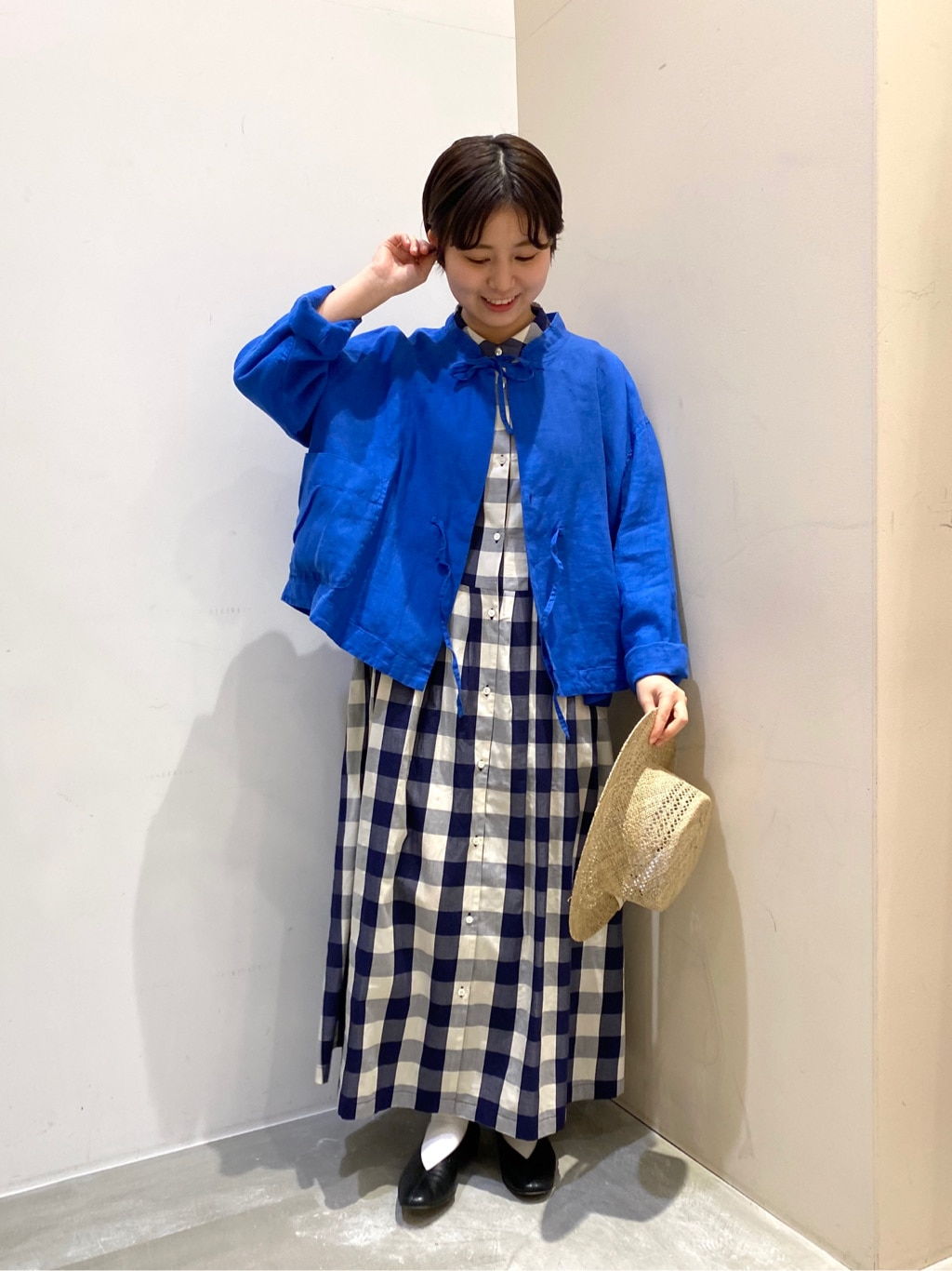 bulle de savon 阪急西宮ガーデンズ 身長:149cm 2021.04.19
