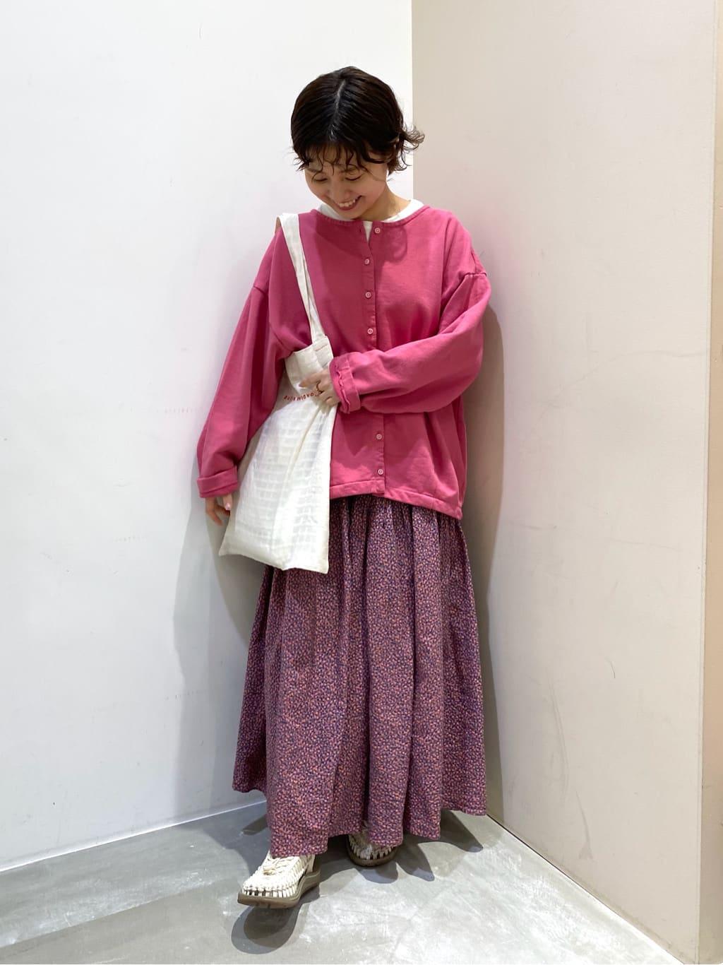 bulle de savon 阪急西宮ガーデンズ 身長:149cm 2021.08.26