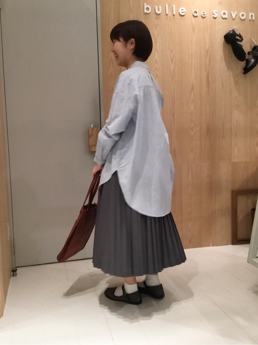 bulle de savon なんばシティ 身長:149cm 2020.02.20