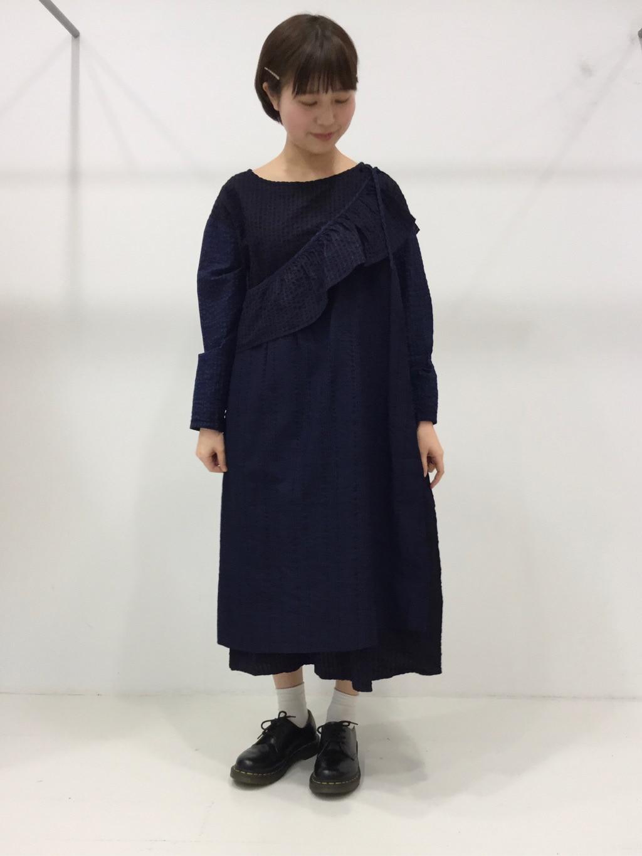 bulle de savon なんばシティ 身長:149cm 2020.02.10