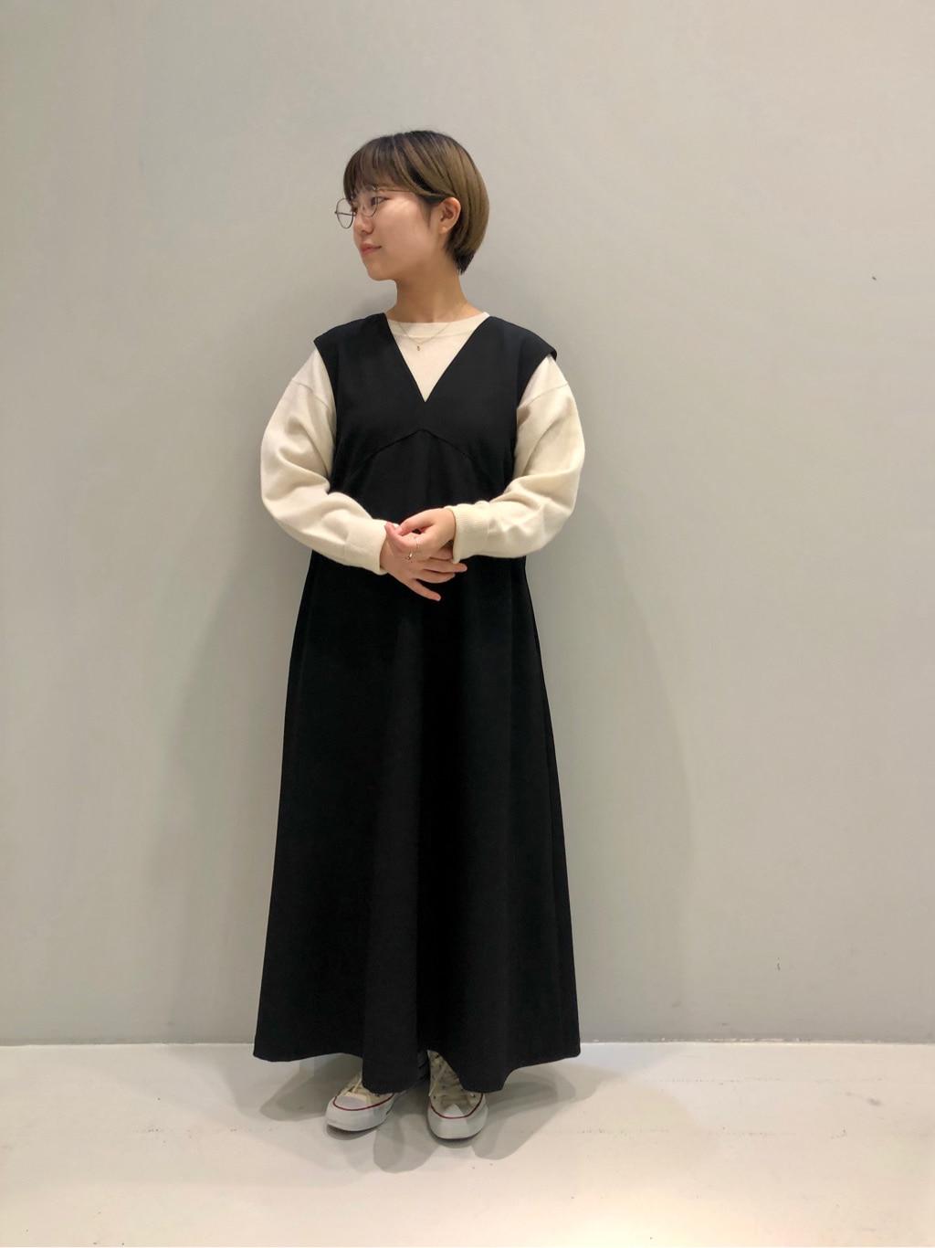 bulle de savon なんばシティ 身長:149cm 2020.11.10