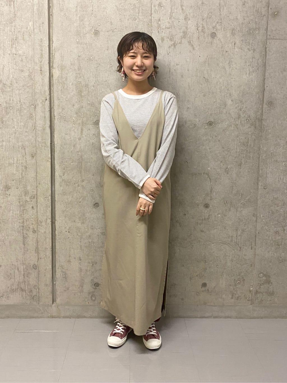 bulle de savon 阪急西宮ガーデンズ 身長:149cm 2021.09.04