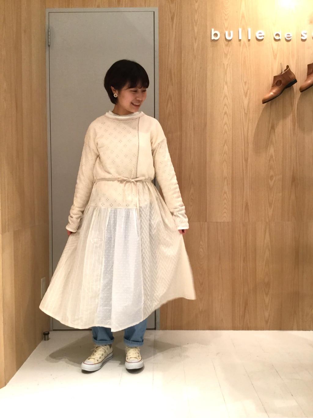 bulle de savon なんばシティ 身長:149cm 2020.01.31