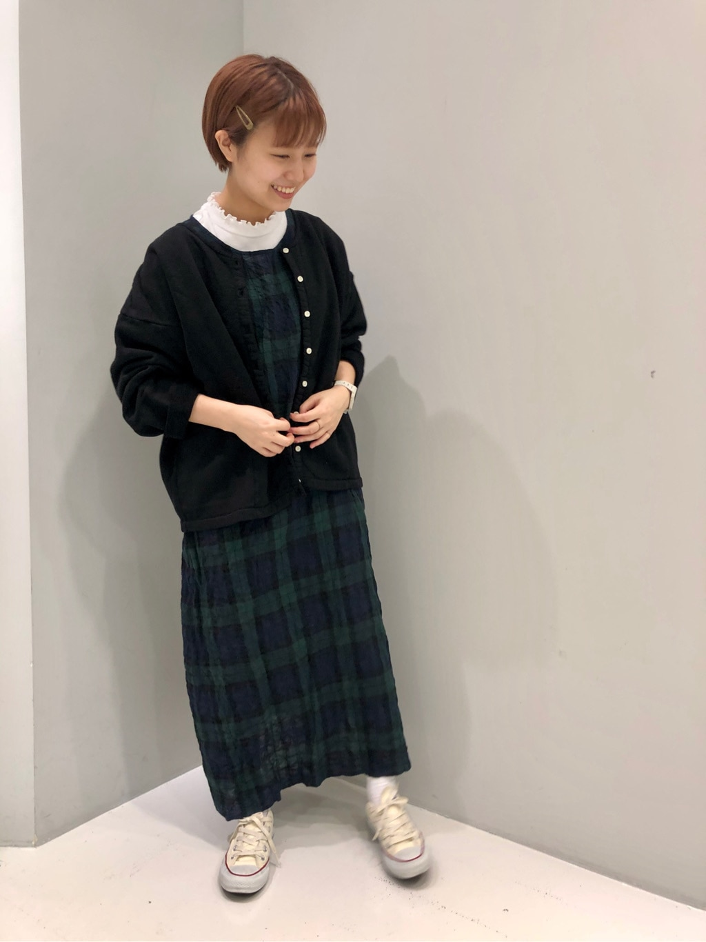 bulle de savon なんばシティ 身長:149cm 2020.09.15