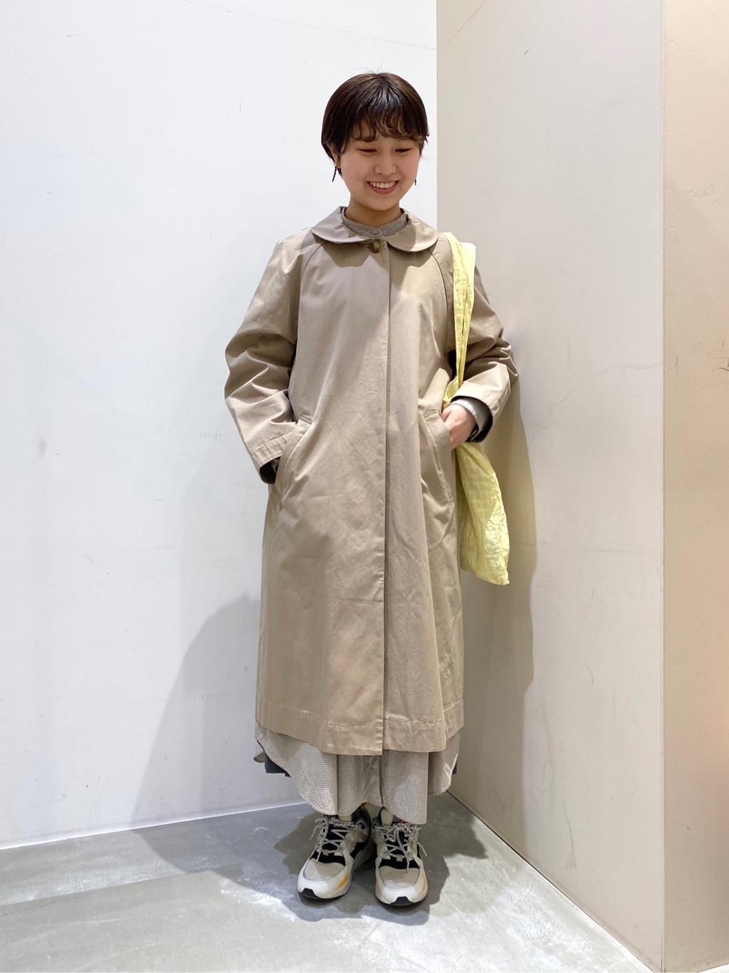 bulle de savon 阪急西宮ガーデンズ 身長:149cm 2021.03.15