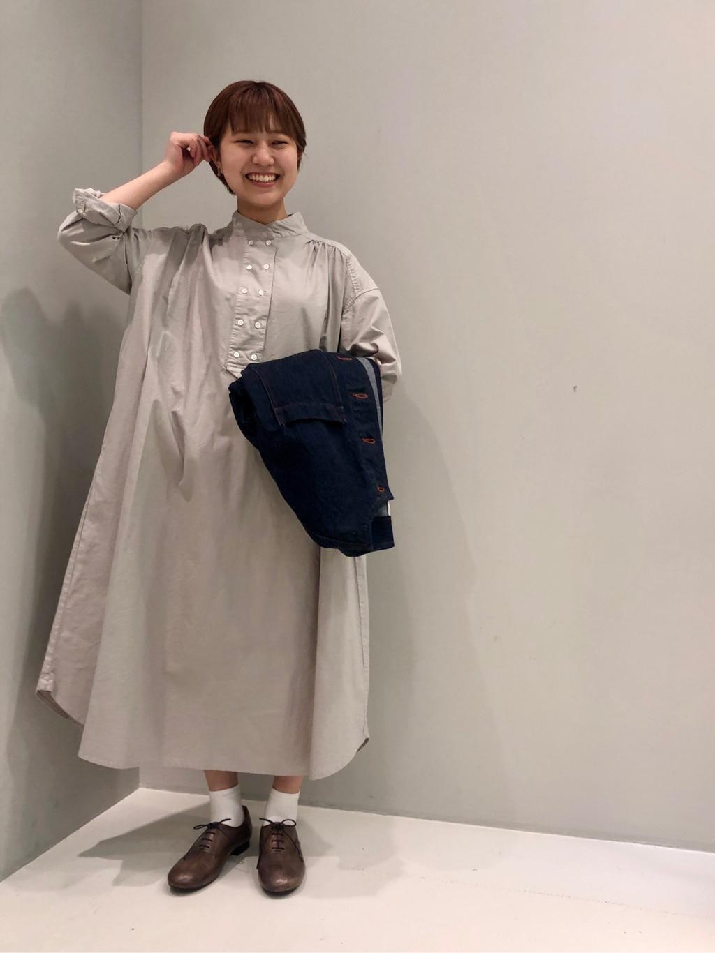 bulle de savon なんばシティ 身長:149cm 2020.09.14