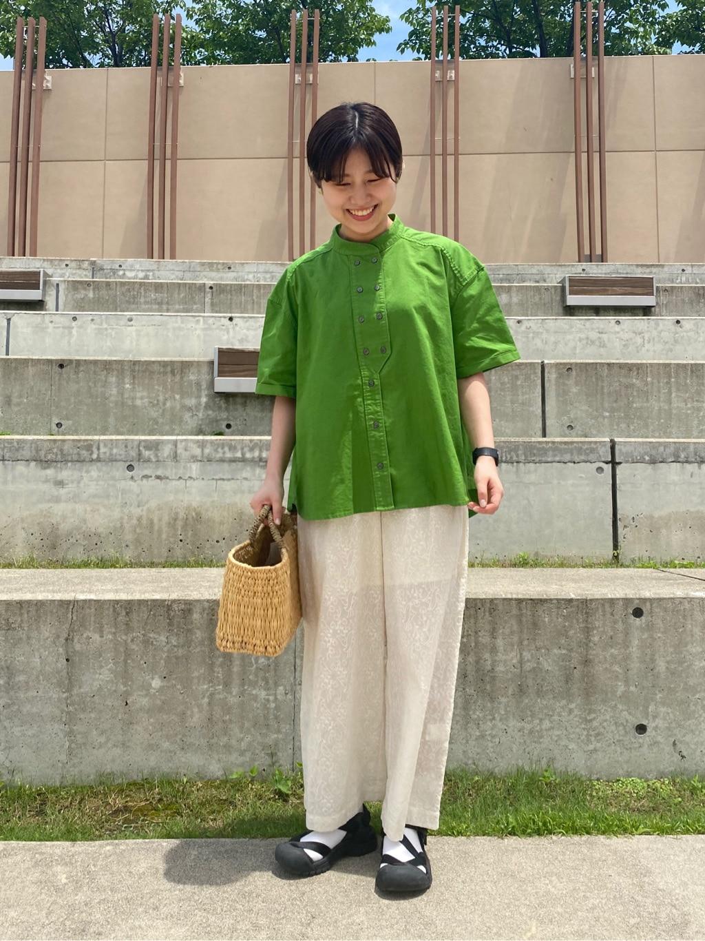 bulle de savon 阪急西宮ガーデンズ 身長:149cm 2021.06.08