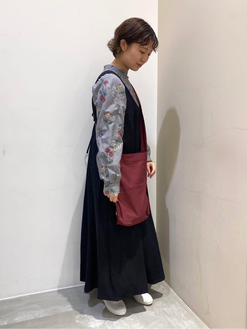 bulle de savon 阪急西宮ガーデンズ 身長:149cm 2021.09.14