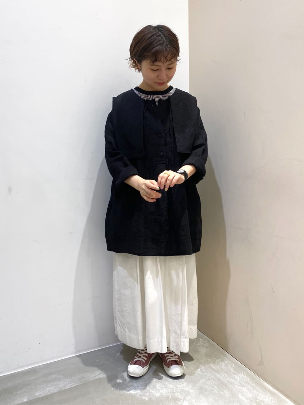 bulle de savon 阪急西宮ガーデンズ 身長:149cm 2021.08.12