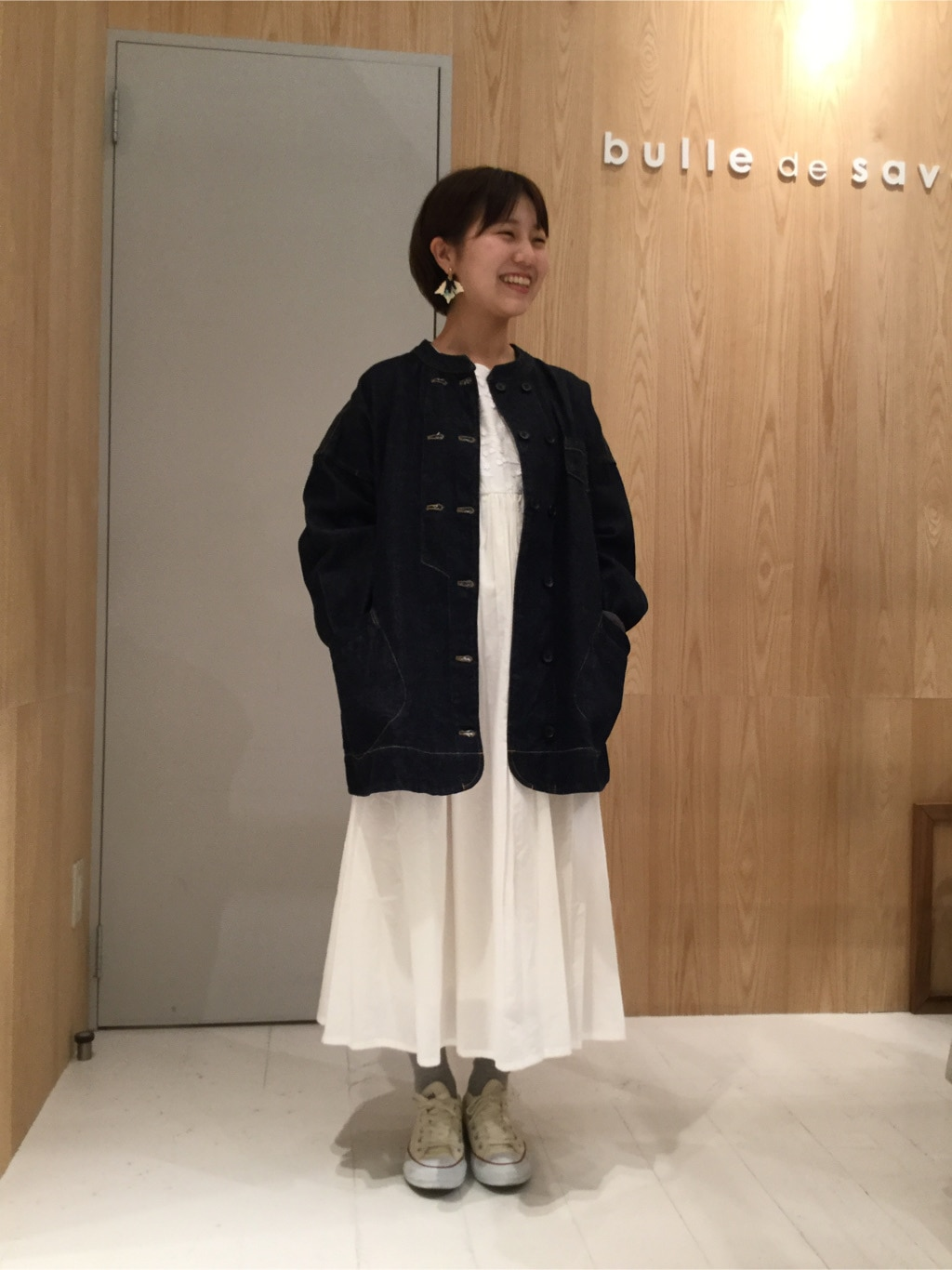 bulle de savon なんばシティ 身長:149cm 2020.02.26