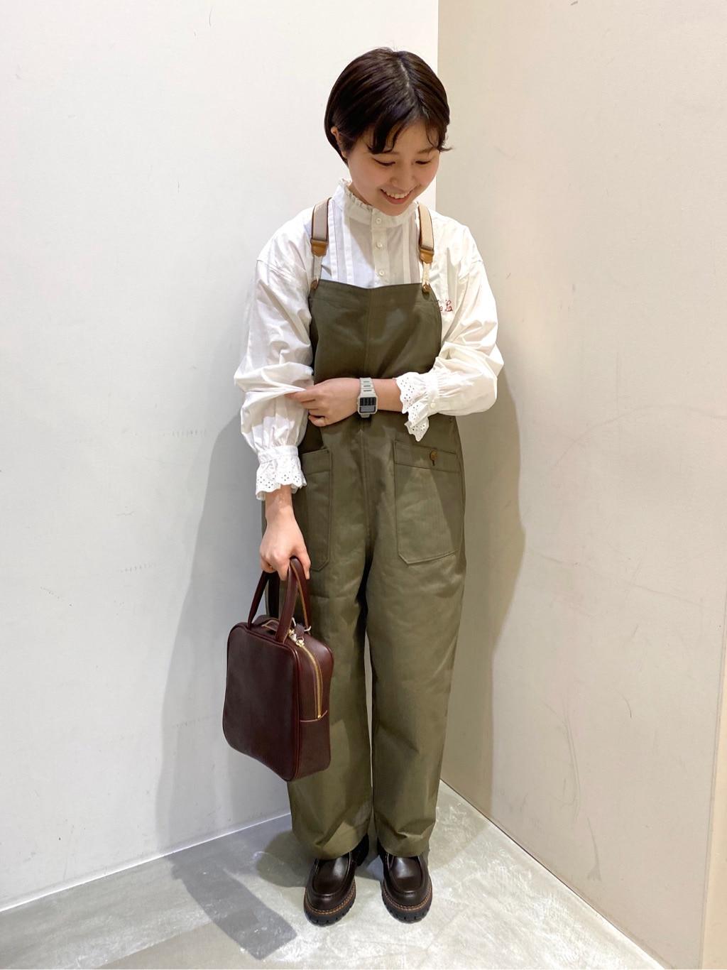 bulle de savon 阪急西宮ガーデンズ 身長:149cm 2021.04.05
