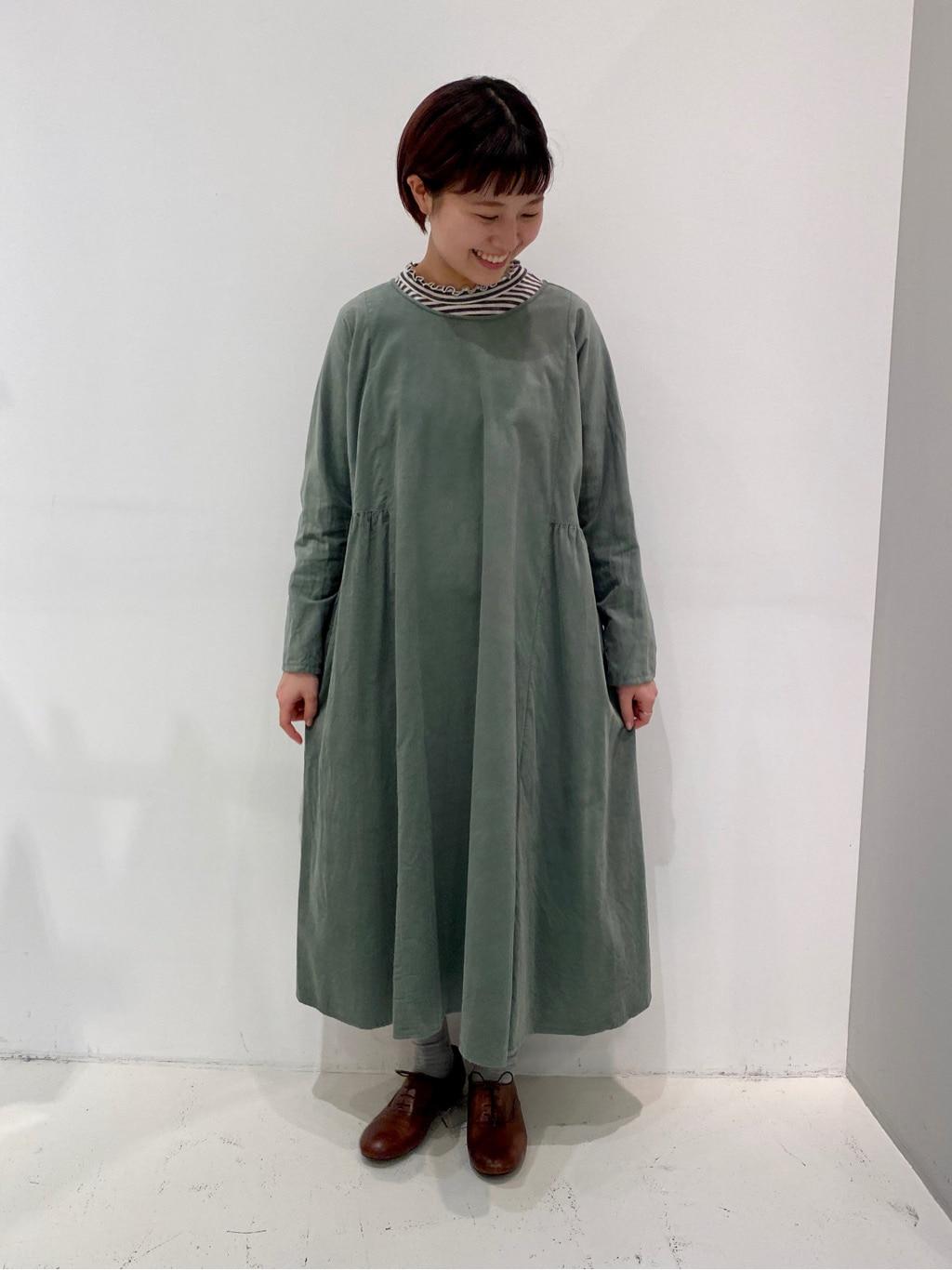 bulle de savon なんばシティ 身長:149cm 2020.12.08