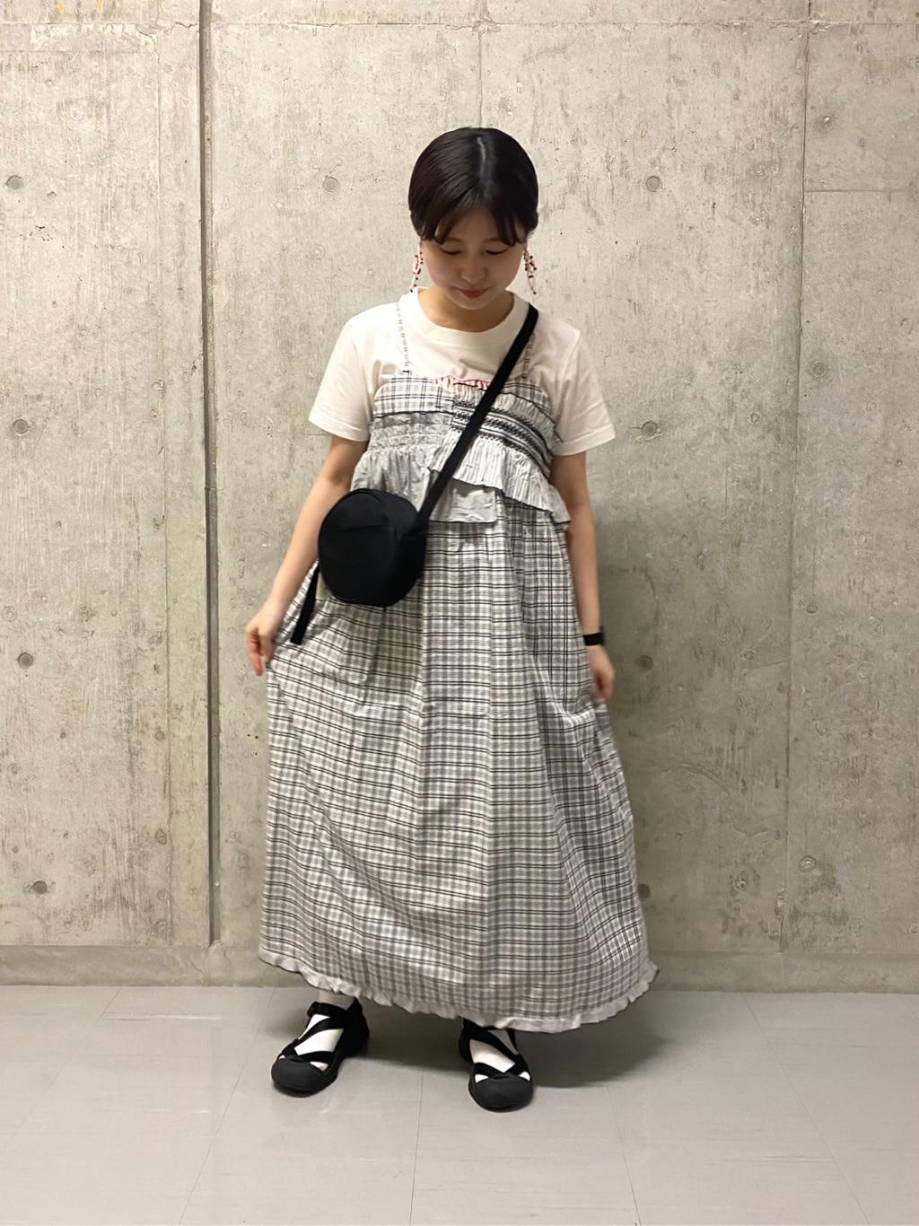 bulle de savon 阪急西宮ガーデンズ 身長:149cm 2021.06.10