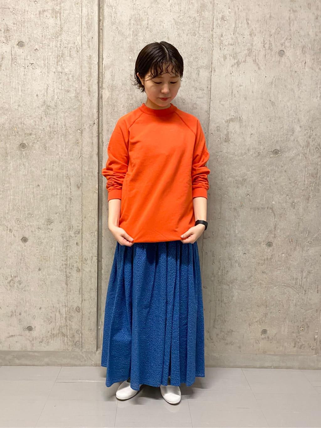 bulle de savon 阪急西宮ガーデンズ 身長:149cm 2021.08.17