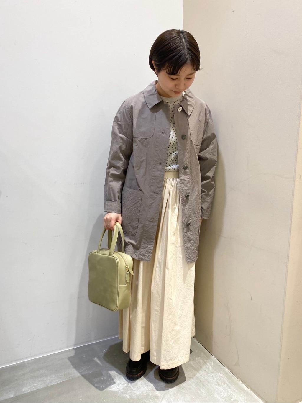 bulle de savon 阪急西宮ガーデンズ 身長:149cm 2021.04.06