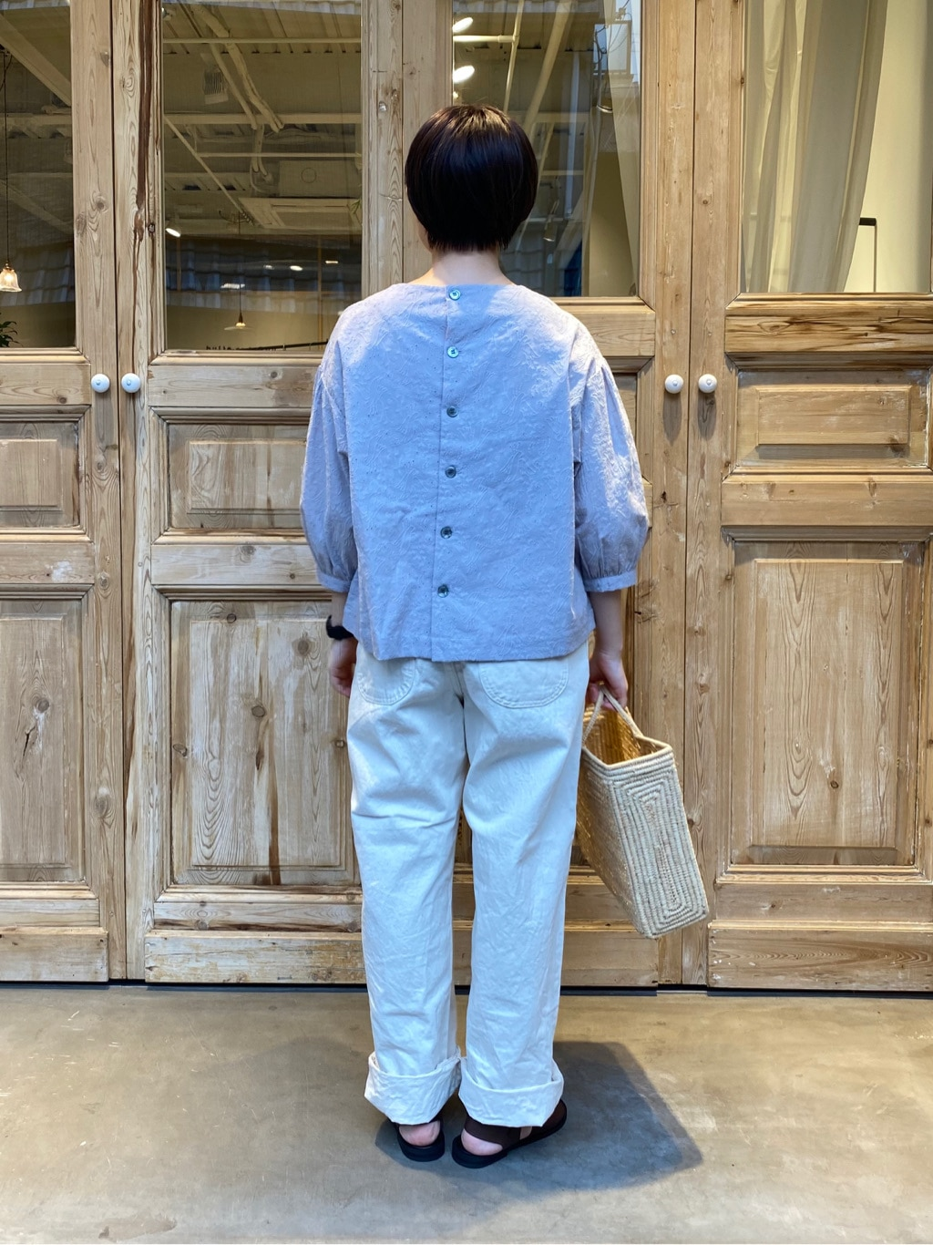 bulle de savon 阪急西宮ガーデンズ 身長:149cm 2021.05.18