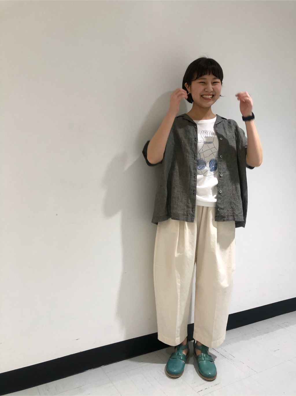 bulle de savon なんばシティ 身長:149cm 2020.06.11
