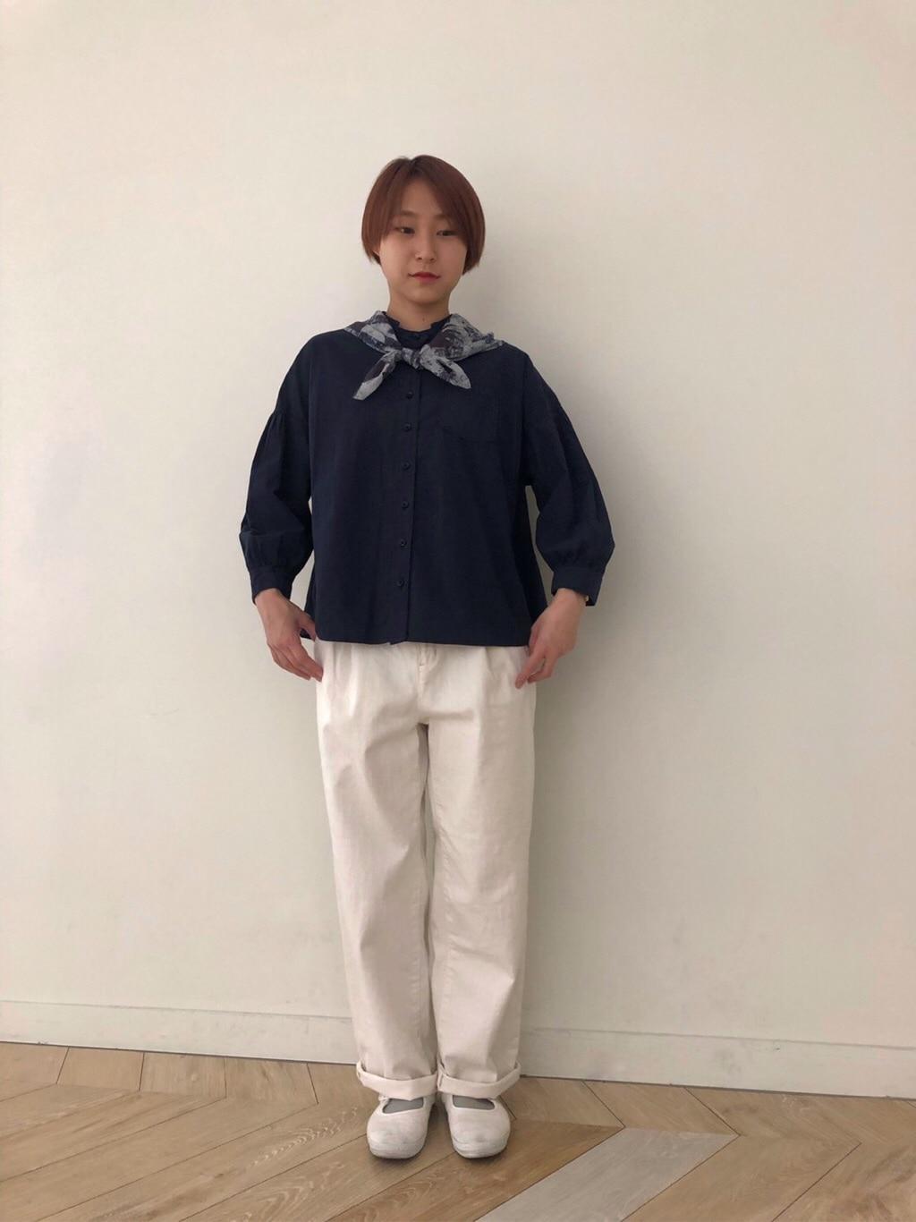 bulle de savon 吉祥寺パルコ 身長:158cm 2019.07.08