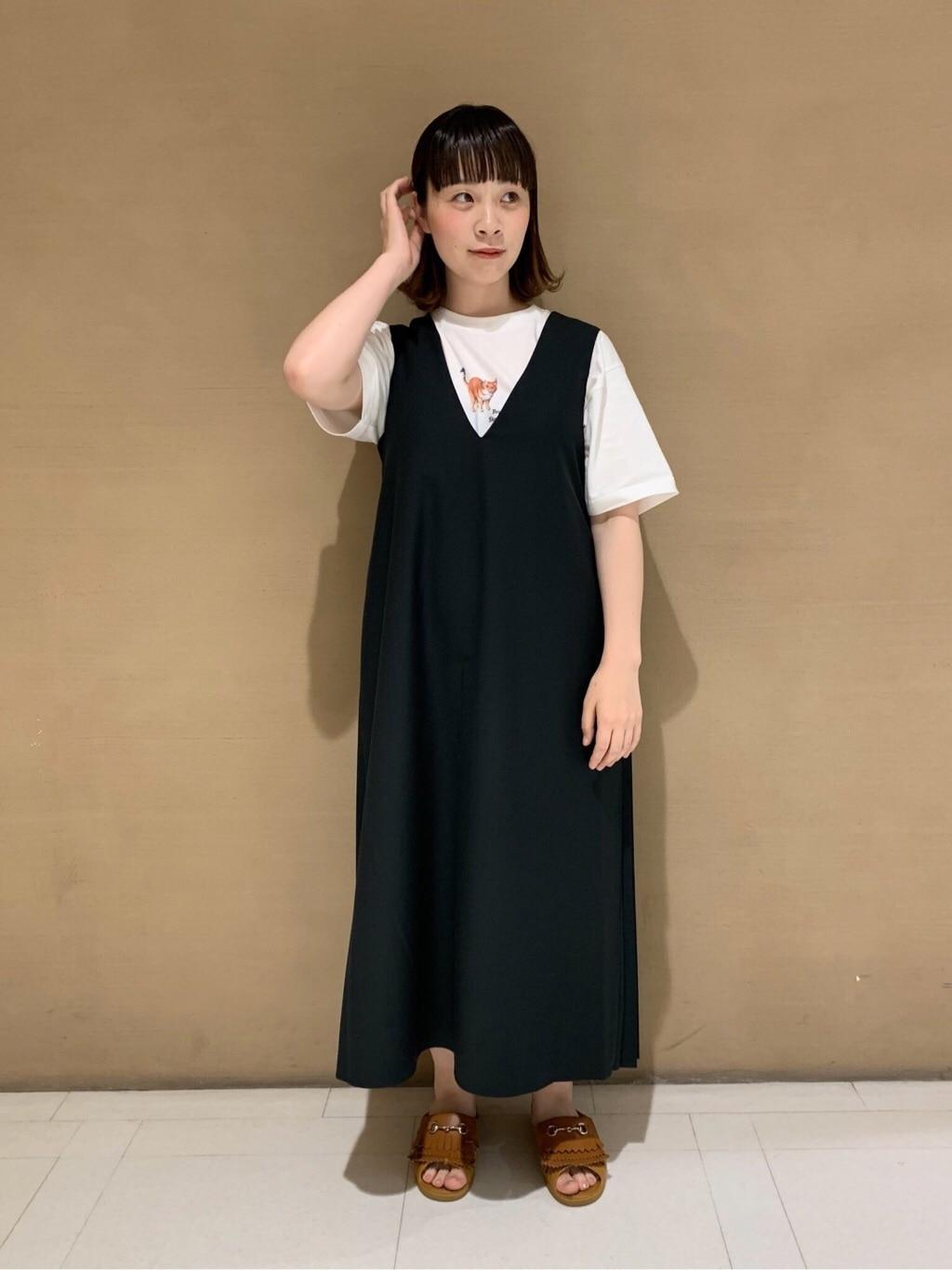 l'atelier du savon 広島パルコ 身長:157cm 2019.07.08