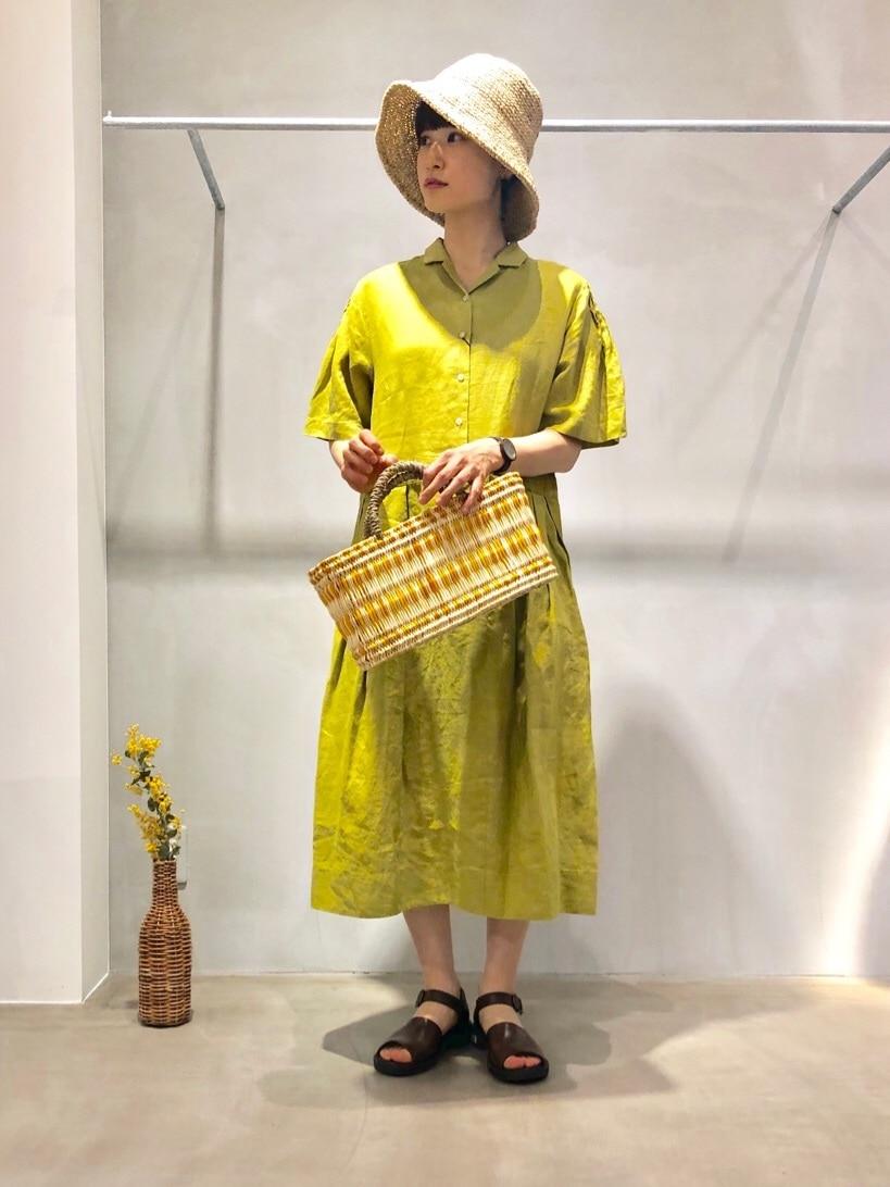 yuni / bulle de savon 京都路面 身長:160cm 2019.06.21
