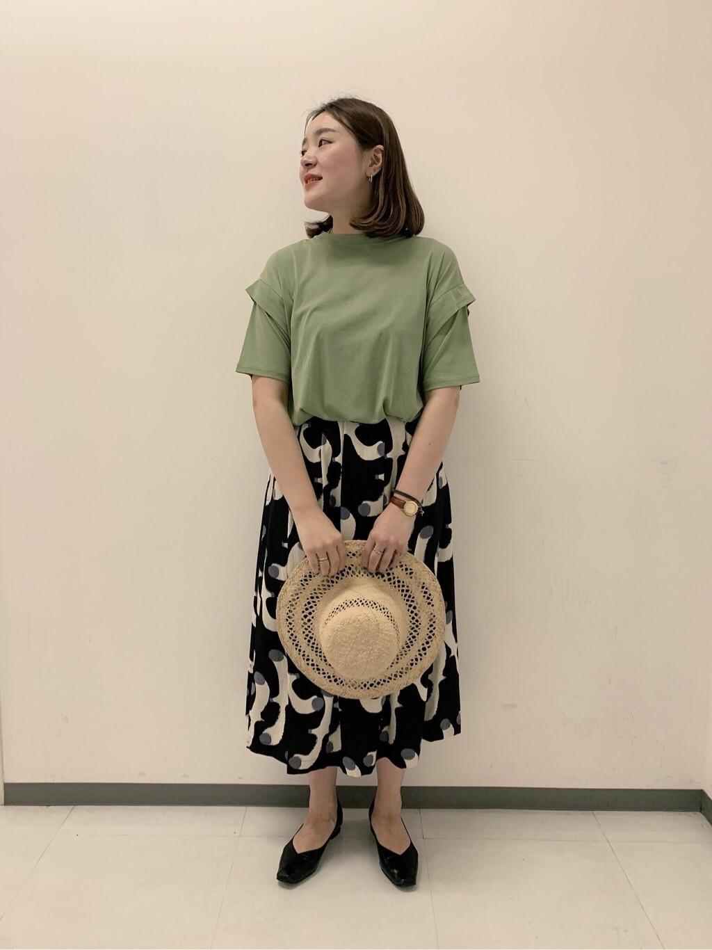 l'atelier du savon 京都路面 身長:166cm 2019.06.26