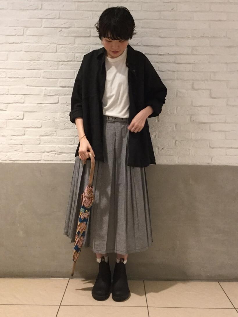 PAR ICI KLASSISK ルミネ新宿 身長:161cm 2019.06.25
