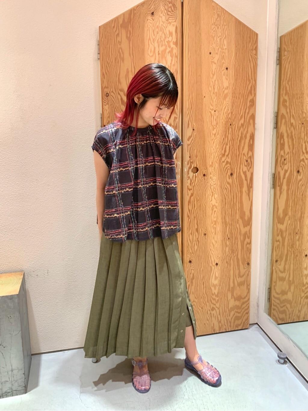 l'atelier du savon グランフロント大阪 身長:157cm 2019.06.24