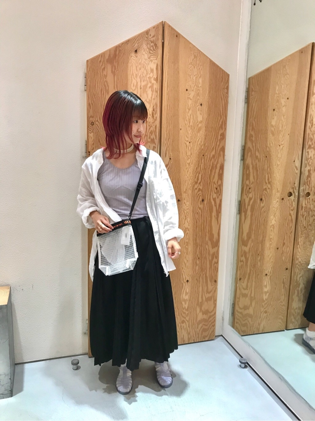l'atelier du savon グランフロント大阪 身長:157cm 2019.06.20