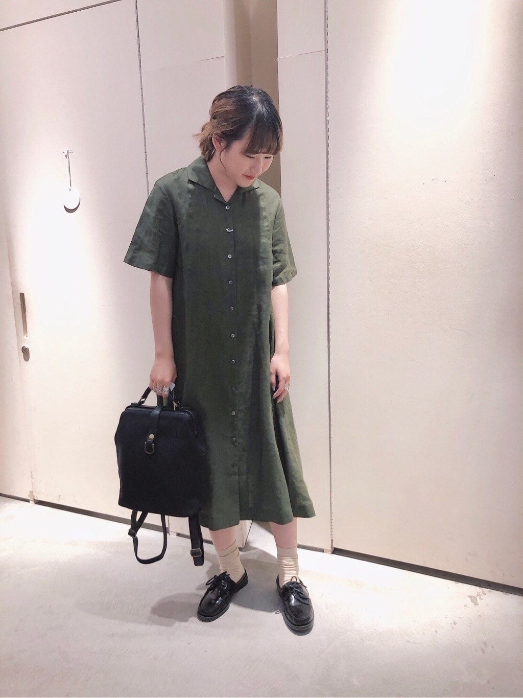 bulle de savon 阪急西宮ガーデンズ 身長:167cm 2019.07.10
