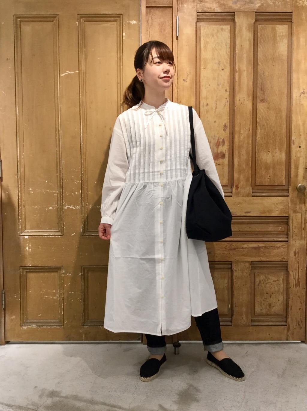 - PAR ICI FLAT AMB 名古屋栄路面 身長:163cm 2020.08.17