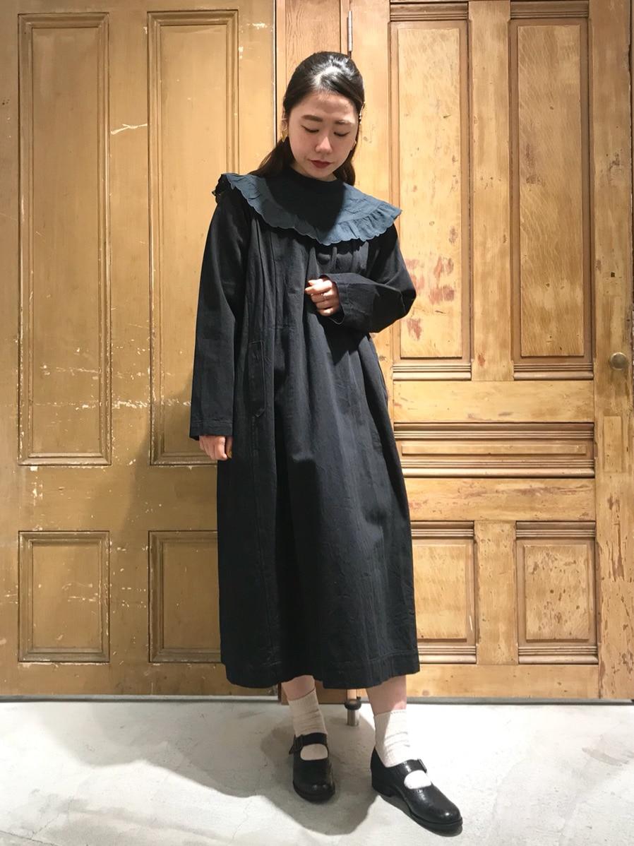 Malle chambre de charme ルミネ新宿 身長:163cm 2021.02.10
