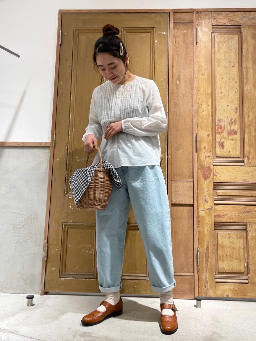 Malle chambre de charme ルミネ新宿 身長:163cm 2021.03.02